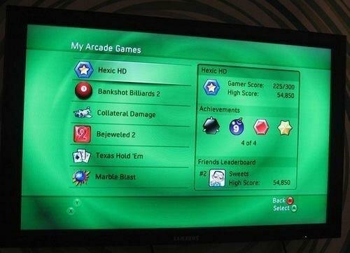 «My Arcade Games»