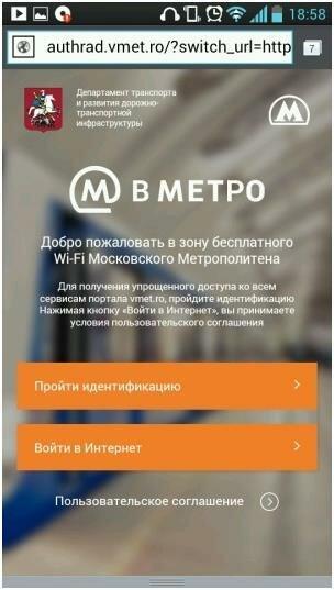 Сайт vmet.ro