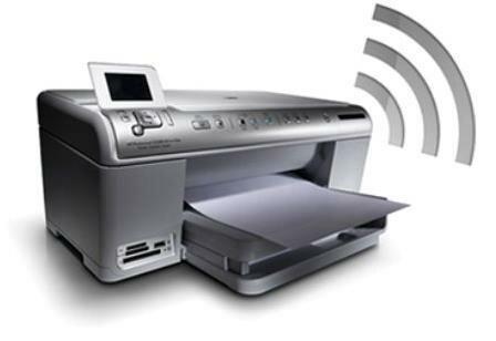 WiFi принтер