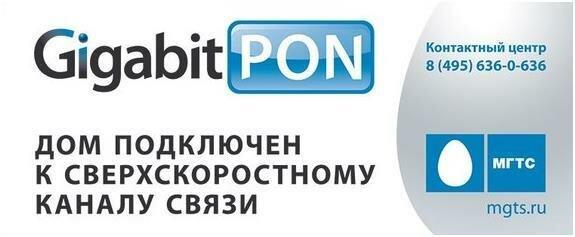 Gigabit PON
