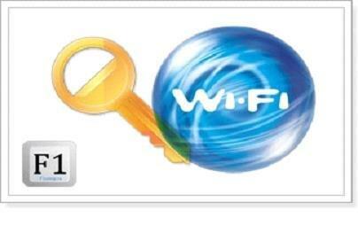 Ключ к Wi-Fi