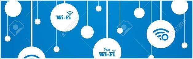 Сети WiFi с паролями и без