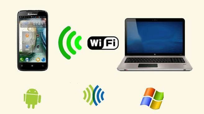Подключение смартфона к компьютеру