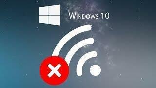 Отладка подключения Wi-Fi на «Windows 10»